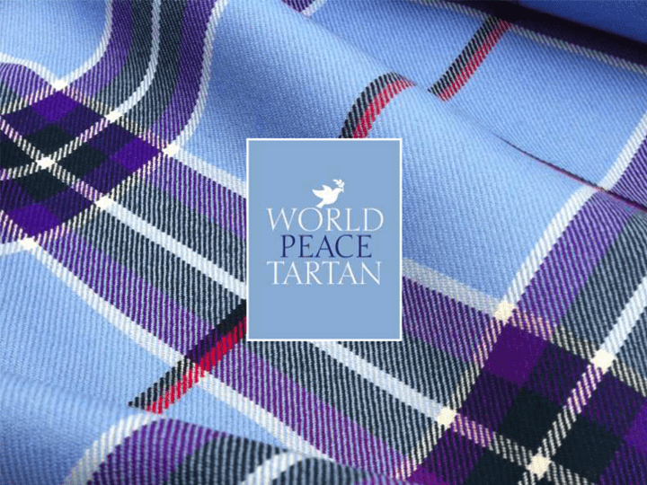 World Peace Tartan